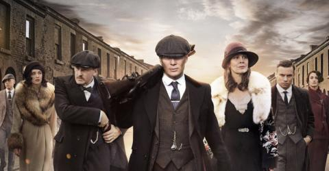 Peaky Blinders Might Be So Popular That It's Influencing What We Name Our Children