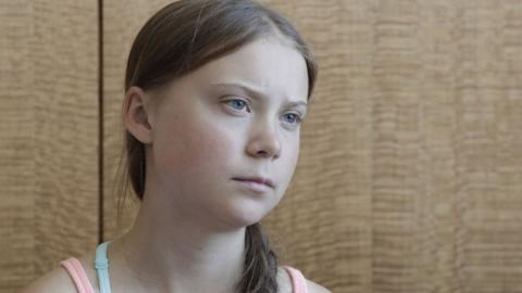 Greta Thunberg Knows What Is to Blame for the Coronavirus Pandemic