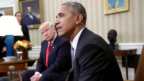 Barack Obama Slams Donald Trump For Treating Presidency As 'One More Reality Show'