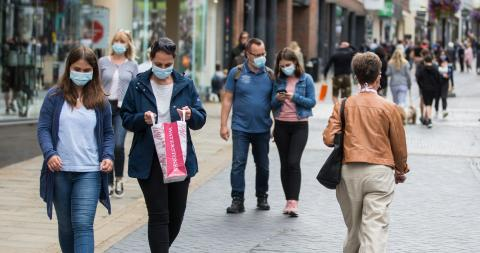 Coronavirus soaring in the North and Midlands as cases triple