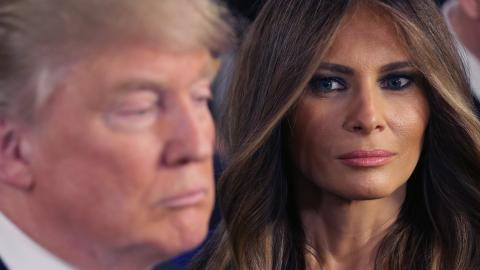 Melania Trump is 'counting every minute until divorce'