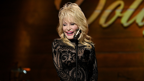 Dolly Parton has been credited for helping fund the Moderna vaccine