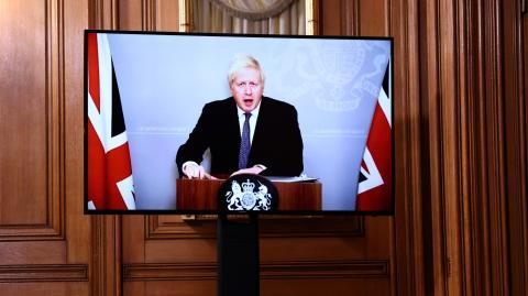 Boris Johnson reveals new Christmas and post lockdown tier rules