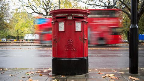 Royal Mail releases list of areas affected by postal delays
