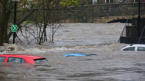 Storm Christoph breaks records with rivers reaching highest levels ever
