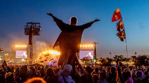 Glastonbury Festival axed for a second time due to COVID