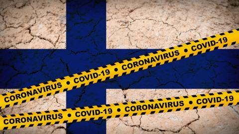 A COVID-19 variant undetectable with standard PCR tests has been discovered in Finland
