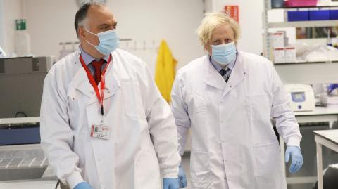 Expert warns of terror weapon in the form of COVID-like virus