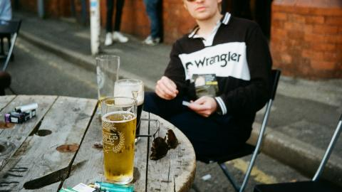 NHS app check ins to be required when visiting pubs