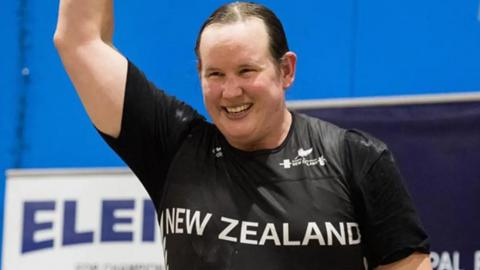 Kiwi weightlifter is set to make history as first transgender athlete to compete in Olympics