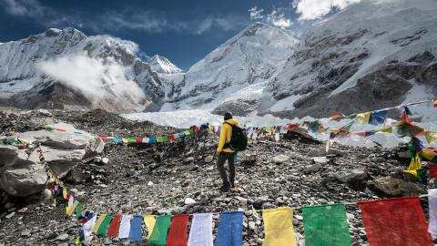 China to set up 'separation line' at the top of Mount Everest to fight off COVID contaminations