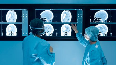 Study finds over 80% of hospitalised COVID patients left with brain damage