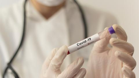 Doctors battling COVID strain in India detect a strange new symptom