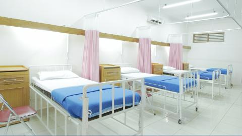COVID hospitalisations have tripled in UK hotspot