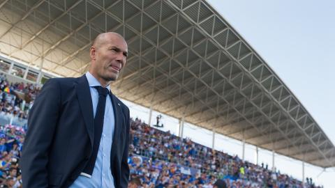 Zidane quits Real Madrid for the second time