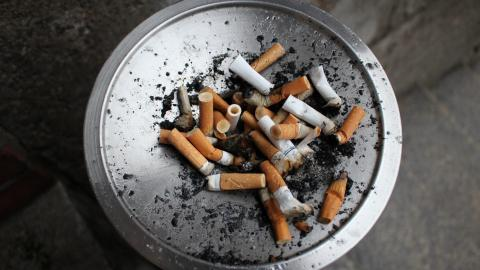 Oxfordshire is set to become first UK county to ban outdoor smoking