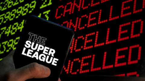 Six English clubs to be fined for European Super League