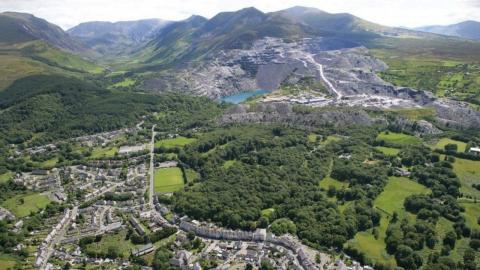 Slate landscapes in Wales could join UNESCO's World Heritage list