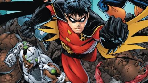 Robin comes out as bisexual in latest Batman comic