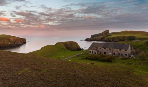 Britain's most remote island seeks £57k-a-year teacher for school with three pupils