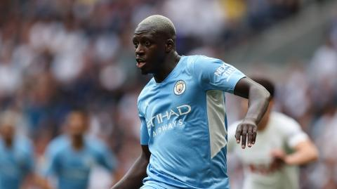 Benjamin Mendy is charged with four counts of rape and one of sexual assault