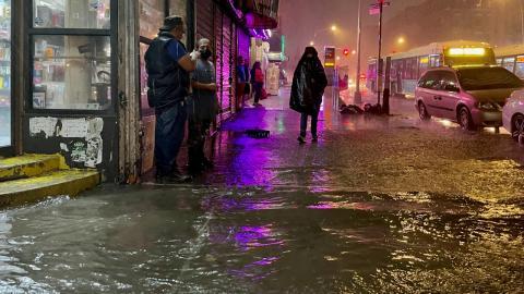 Hurricane Ida: 10 shocking videos of the floods in New York City