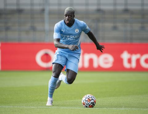 Benjamin Mendy: Manchester United pulls all merch from website following rape charges