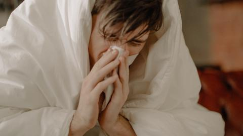 COVID and flu will be circulating in 'significant amounts' this winter