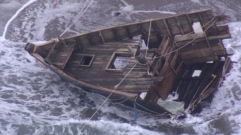 Researchers Reveal Why 'Ghost Ships' Keep Washing Up on Japanese Shores Full of Dead Bodies