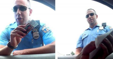 This American Policeman Was Taken Off The Streets Over This Shocking Video