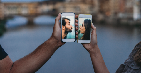 Are You On The Verge Of Becoming Addicted To Dating Apps?
