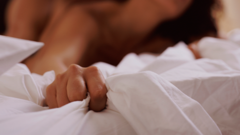 Study reveals how long men wait before changing sheets post-romp... And it's not good