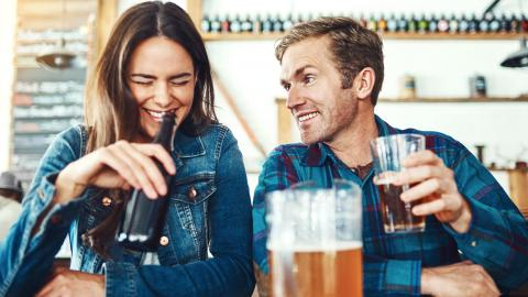 Study reveals this pick=up line will score you a date