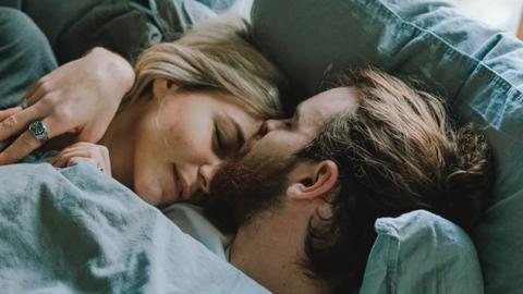 These are women's three favourite positions in bed