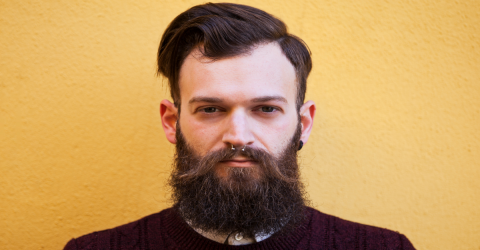 This Is Why Some Men Can't Manage to Grow a Full Beard