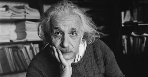 Einstein's Brain Was Stolen And Has Been In Weird Places Since His Death