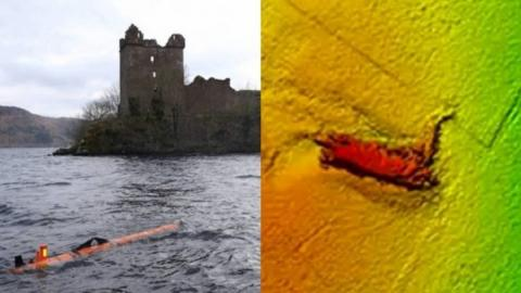 There Is a Monster Hiding in Loch Ness, but It's Not What You Might Think