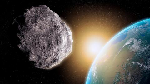 In the race for space gold, astronomers want to send asteroids TOWARDS the Earth