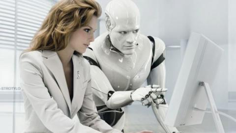 Robots Will Occupy More Jobs Than Humans By 2025 But It's Not Necessarily A Bad Thing...
