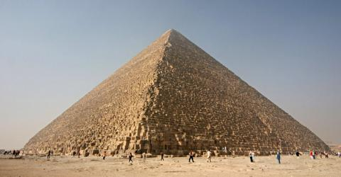 Scientists Discover The Great Pyramid Of Giza Has The Power To Focus Electromagnetic Energy
