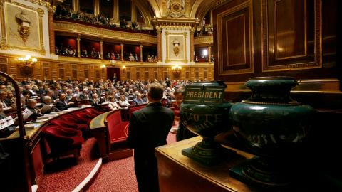 French Parliament sets the age of consent at 15 years