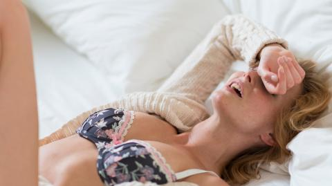 Study shows at what age women have better orgasms
