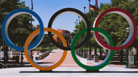 Arcwave survey reveals the frisky habits of British Olympic fans