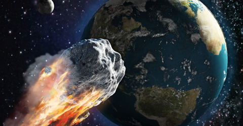 This Giant Asteroid Is Headed For Earth - But Here's Why NASA Isn't Worried