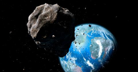 A 'Potentially Dangerous' Asteroid Twice The Size Of Big Ben Is Nearing Earth