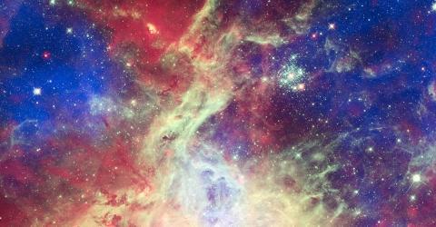 "NASA's Hubble Telescope Captured A ""Special Galaxy"""