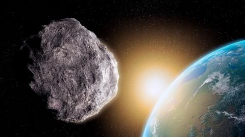 A Huge Asteroid Will Be Passing by the Earth This Saturday!