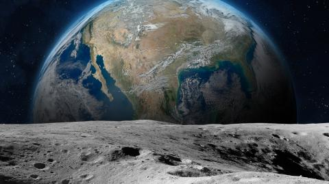 You can now spread your loved one's ashes on the moon