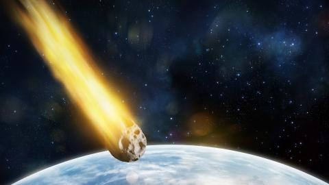 A giant 'potentially dangerous' asteroid will pass by Earth in March