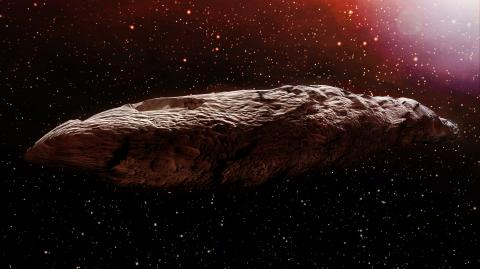 Interstellar objects regularly cross our solar system, according to a study